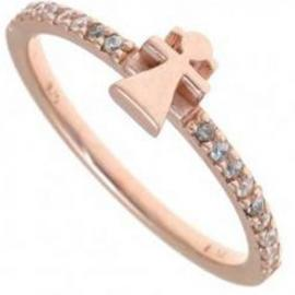 Ασημένιο Δαχτυλίδι Gregio GR47667
