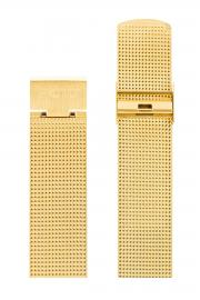 Picto Matt Gold Mesh Band 20mm P0920